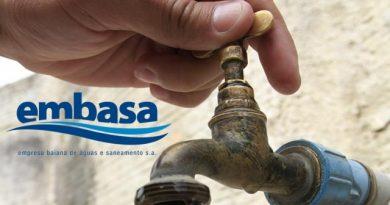 Falta de energia compromete abastecimento de água em vários municípios da região de Feira de Santana
