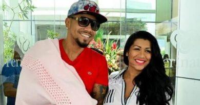 Naldo Benny bate na mulher e é preso em flagrante no Rio de Janeiro com arma em casa