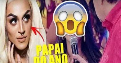 Bailarina do Faustão afirma que está grávida do cantor Pabllo Vittar