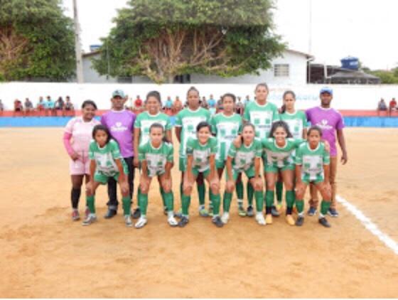 Ipirá empata com Várzea do Poço em jogo nas quartas de final da Copa Jacuípe de Futebol Feminino