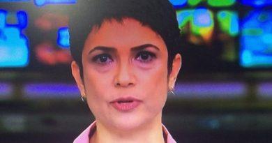 Olheiras 'gritantes' de Sandra Annenberg chamam atenção dos internautas