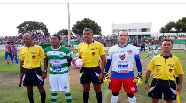 Vila Nova e Bahia vencem seus jogos no Campeonato Municipal de Ipirá