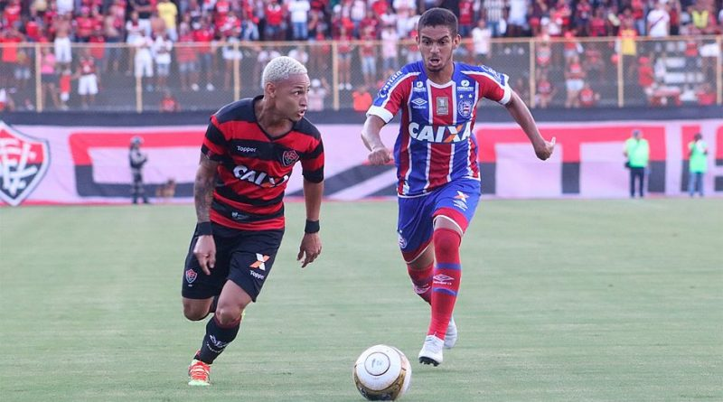 Bahia cala Barradão, bate o Vitória e conquista o Campeonato Baiano pela 47ª vez