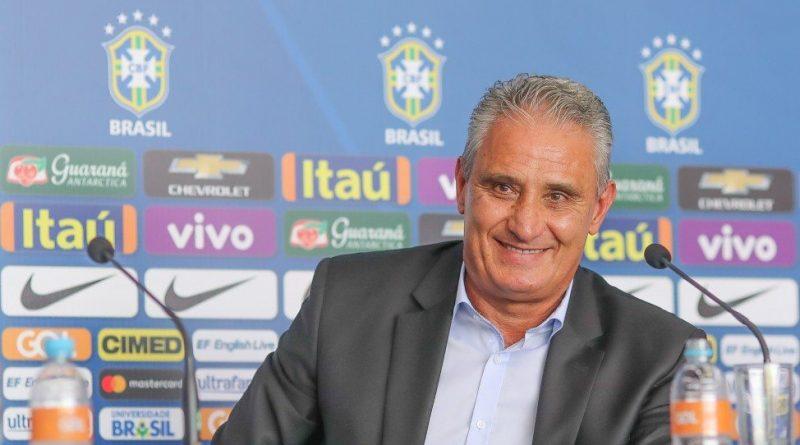 Tite anuncia a lista dos 23 convocados da Seleção para a Copa do Mundo 2018