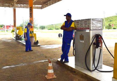 Postos de Baixa Grande estão sem gasolina