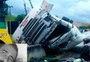 Caminhoneiro de Riachão do Jacuípe morre em acidente no Estado de Minas Gerais