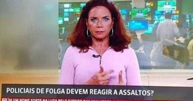 Jornalista da Globo News desabafa na web após pergunta sobre PMs em telejornal