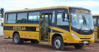 Alunos são assaltados em ônibus escolar no município de Baixa Grande