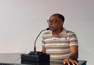 Radialista Jorge Luiz reclama de falta de acessibilidade em Ipirá