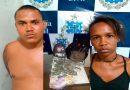 Polícia prende casal por tráfico de drogas em Mundo Novo