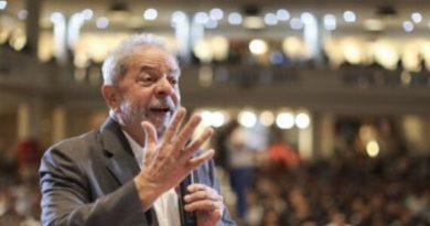 Lula declara propriedade rural como dele, mas imóvel está em nome de outra pessoa