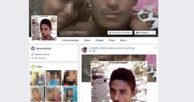 Jovem é detido após furtar celular e postar a própria foto no perfil da vítima no Facebook