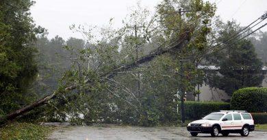 Furacão Florence deixa morto na Carolina do Norte, diz imprensa local