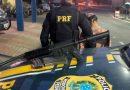 Itaberaba: Mulher é presa em flagrante por levar arma de guerra em ônibus