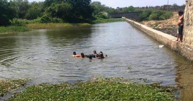 Jovem morre vitima de afogamento em barragem na cidade de Riachão do Jacuípe