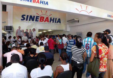 SineBahia divulga oportunidades de emprego para esta terça-feira