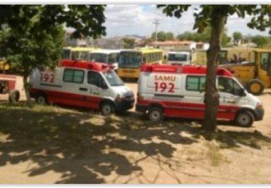 As ambulâncias do SAMU e a sua dispendiosa 'manutenção'