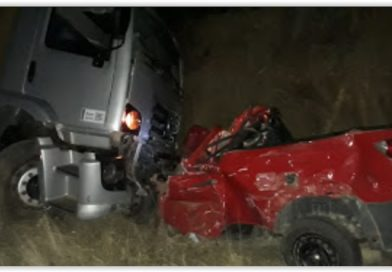 Homem natural de Ipirá morre em acidente na BA-130, entre Mairí e Baixa Grande