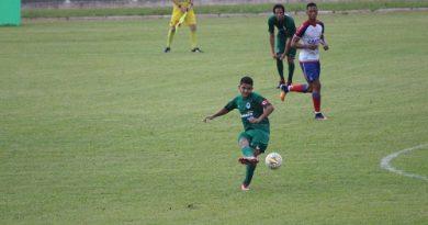 Jovem atleta natural de Ipirá estreia na Copa São Paulo de Futebol Júnior
