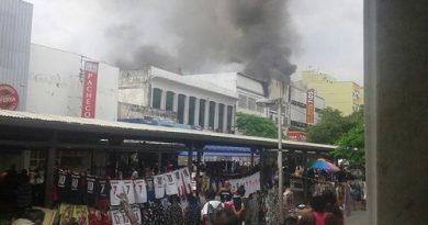 Atletas do Bangu são hospitalizados após incêndio em alojamento